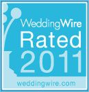 We are on Wedding Wire!