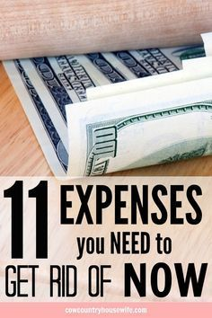 These are great! She saves more than $700/month by cutting out these expenses! Stop spending money on dumb stuff! You can save money by cutting out these expenses. Live frugally the easy way. Easy ways to save a lot of money.