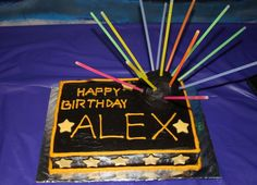 laser tag cake ideas - Google Search