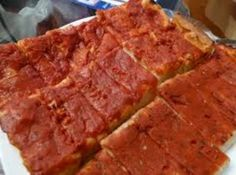 I need to make these for he husband he hits a bakery everytime we visit to get some Yum... I'd Pinch That! | R.I. Pizza Strips