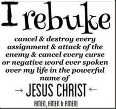 Weapon Will Prosper! We have the authority in Jesus name to bind and loose.We have the authority in Jesus name to bind and loose. Prayer Scriptures, Bible Prayers, Faith Prayer, God Prayer, Prayer Quotes, Faith In God, Bible Quotes, Motivational Quotes, Qoutes