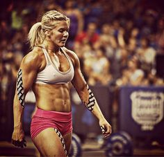 crossfitters: Brooke Ence. NorCal regionals