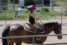 #OTTB Mr. Wolverine defeated the mighty Lava Man during his racing career; now he's teaching six- and nine-year-old sisters how to ride.