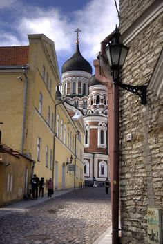 Historic Talinn, Estonia - UNESCO World Heritsge Site.  Photo: mariusz kluzniak, via Flickr