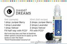 Sweet dream essential oil blend.. helps kids and babies sleep peacefully.. doterra... please visit: www.mydoterra.com/jenniferkippels
