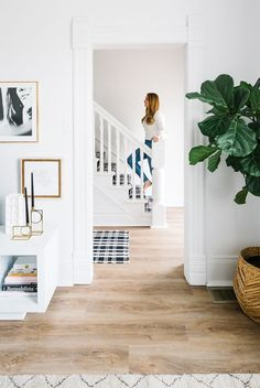 Townhouse Décor Ideas — Staircase