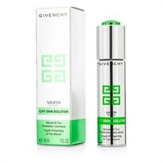 Givenchy Vax'In For Youth City Skin Solution Youth Protecting D-Tox Serum 30ml/1oz Skincare