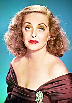 Available now at: www.etsy.com/shop/vintageimagerystore Bette Davis, Hollywood Cinema, Classic Hollywood, Best Actress Oscar, Graphic Art Prints, Film Genres, Olivia De Havilland, Film Institute