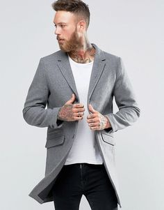 Only & Sons | Only & Sons Overcoat