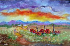 FENCE POPPIES (oil on stretched canvas x x in the Paintings category was listed for on 13 Jul at by Louis Pretorius in Cape Town Kinds Of Music, Fence, Poppies, Finding Yourself, Canvas, Landscapes, Workshop, Painting, Art