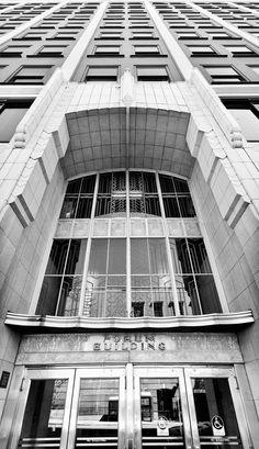 Forum Building, Sacramento, California #artdeco #architecture