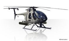 Malaysia is to be the first recipient of MD Helicopter's new MD530 G-model
