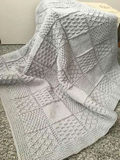for 8 Row Repeat Knot Stitch Baby This Pin was discovered by Iri Baby Knitting Patterns Baby Knitting Patterns Knitting Pattern for Easy Cable Blank. I present to your attention a cute children's blanket with a relief pattern