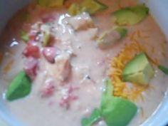 (low carb) mexican soup