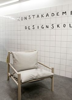 Danish Design School At The Stockholm Furniture Fair