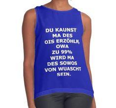 Kontrast Top Vintage T-shirts, Pullover, Athletic Tank Tops, People, Women, Fashion, Sleeveless Tops, Moda, Women's