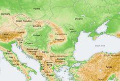 Spaţiul geografic ocupat de poporul român se află la interferenţa Orientului cu Occidentul Europei. Românii au făcut parte dintotdeauna din Europa, atât geografic, cât şi din punctul de vedere al evoluţiei istorice. Mediul geografic a avut o influenţă decisivă asupra locuitorilor ...