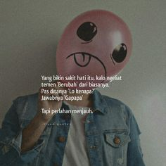 Quotes Sahabat, People Quotes, Daily Life Quotes, Girl Power Quotes, Self Reminder, Quotes Indonesia, Caption Quotes, Story Template, Quote Of The Day