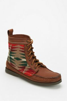2568 Shoes Samosa Lace-Up Boot