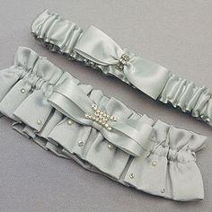 Risultati immagini per bridal garter