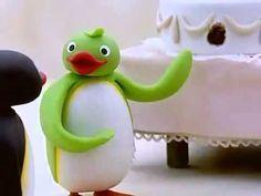 Pingu na festa de casamento - Pingu at the Wedding Party