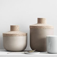 Tactile Storage Jar