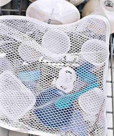 Comment laver les couvercles lave vaisselle