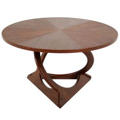 Teak Coffee Table by Georg Jensen 302-237   From a unique collection of antique and modern coffee and cocktail tables at http://www.1stdibs.com/furniture/tables/coffee-tables-cocktail-tables/