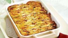 Enduire le fond d'un plat de cuisson de 20 x 30 cm (8 x 12 po) de 15 ml (1 c. à soupe) d'huile de canola...
