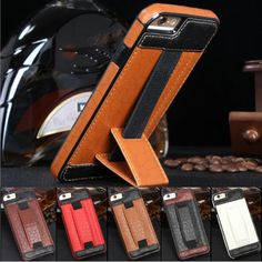 For Apple iPhone 6 Case Coque PU leather holder Wallet Card Slot Cover Bag Fundas For iPhone 6S Plus Phone Case Accessories S6 Digital Guru Shop  Check it out here---> http://digitalgurushop.com/products/for-apple-iphone-6-case-coque-pu-leather-holder-wallet-card-slot-cover-bag-fundas-for-iphone-6s-plus-phone-case-accessories-s6/