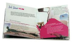 #CreativeFanClub // Fat Face //  Store #campaign #brochure #design // #Sportswear #clothing #fatface