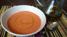 Salmorejo sin gluten | Momentos Gourmet