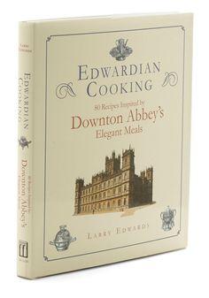 Edwardian Cooking.