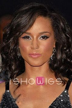 Look Real Curly Remy Human Hair 16Inch Full Lace Wig http://www.ishowigs.com/look-real-curly-remy-human-hair-16inch-full-lace-wig-fl20656.html