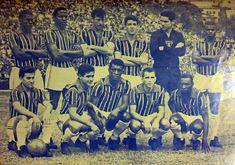 Em pé, da esquerda para a direita: Ilzo, Jurandir, Bellini, Dias, Suli e Deleu. Agachados, da esquerda para a direita: Faustino, Cecílio Martinez, Benê, Pagão e Sabino.