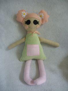 I love these little rag dolls :]