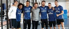 (db) - Blog David Bisbal : David Bisbal visitó la Ciudad Real Madrid