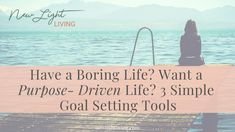 """Do you keep asking yourself – """"Where am I in this life I'm living, I don't feel like I'm even participating in my own life? Every day feels like a routine, today feels like yesterday. Same thing over and over. Routine. Boring. Do you want  to start living a purpose driven life? #newlightpodcast #lifecoachforwomen #spirituallifecoach #intuitivelifecoach #ulrikasullivan #lifepurpose #purposedriven #lifegoals"""