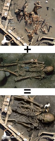 1 + 2 = nephilim...... I know they are all faked but I love these images as much as I love fake ghost images :)