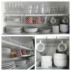 cozinha pequena como organizar os armários