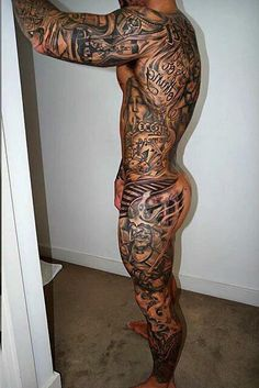 Full Body Ink
