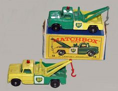 Matchbox was tops!  This is a picture of one of the last Matchbox cars I ever bought. Hot Wheels changed the rules. But all the Matchbox I owned were valued on different levels!