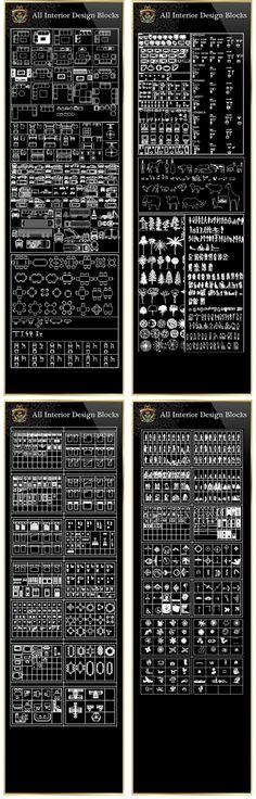 【Architektonische CAD Zeichnungen Bundle】 (Best Collections !!)   Kostenlose  Cad