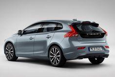 2016 Volvo V40 facelift