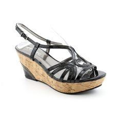 http://fbfanpages.us/pinnable-post/charles-david-grandee-new-open-toe-wedge-sandals-shoes-black-womens/ The Charles David Grandee shoes feature a patent leather upper with an open toe. The man-made outsole lends lasting traction and wear.