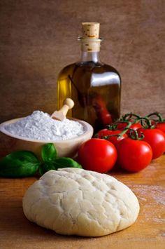 Authentic Italian Pizza Dough Recipe