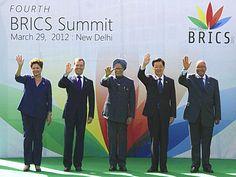 O #Brics e a #necessidade de uma nova #ordem mundial