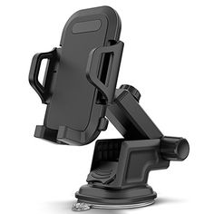 Maxboost DuraHold Series Car Phone Mount for iPhone Xs Max XR X 8 7 Plus SE,Galaxy Edge,Note 9 Strong Sticky Gel Pad/Extendable Holder Arm (Upgrade)] - Phone Holder Smartphone Car Mount, Cell Phone Mount, Cell Phone Holder, Mobile Accessories, Car Accessories, Cell Phone Accessories, Surface Pro, Microsoft Surface, Phone Stand For Car