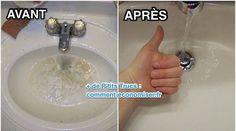 Votre évier est bouché ? Votre douche ne se vide pas bien ?En gros, c'est la galère...Mais inutile d'appeler un plombier ou d'acheter du Destop !Il existe des recettes de grand-m&