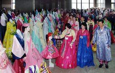제14차 전국조선옷전시회 개막